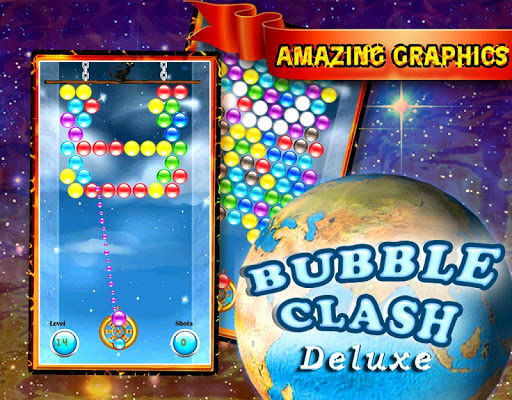 【免費休閒App】Bubble Deluxe Shooter 5000-APP點子