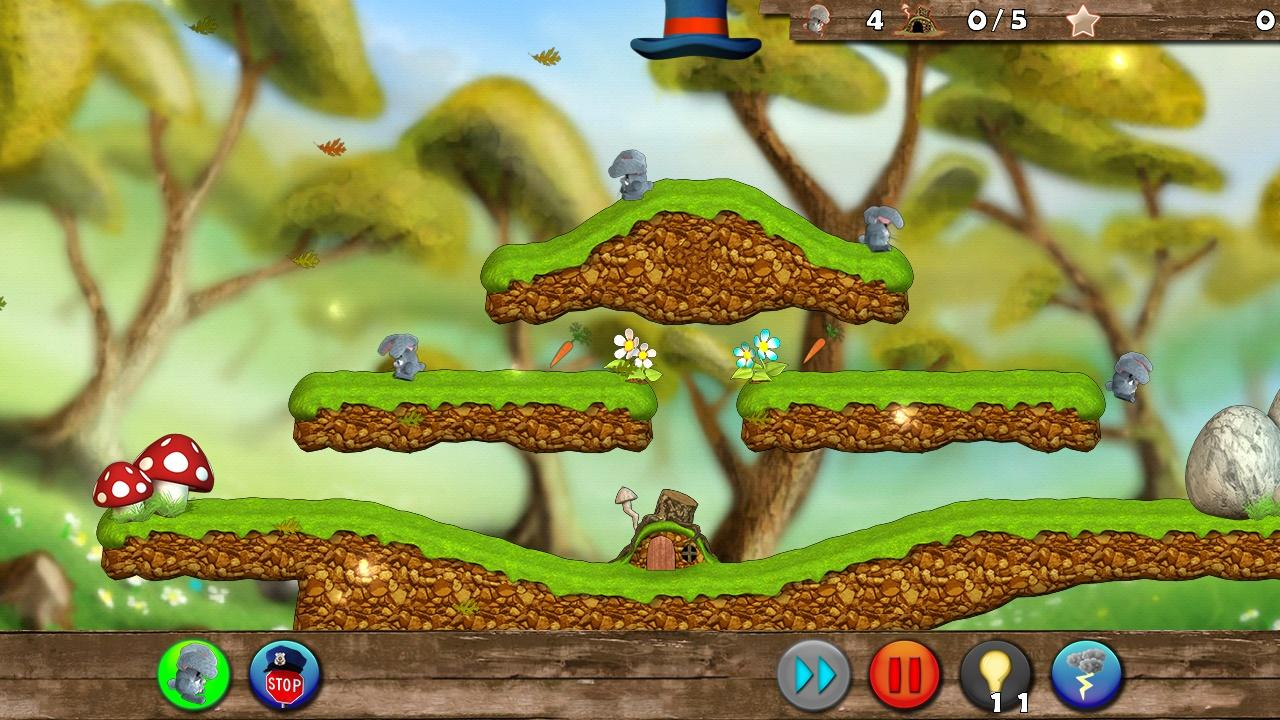 Bunny Mania 2- screenshot