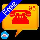 MissedCalls/Email/SMS Widget icon