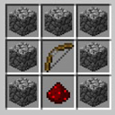 Minecraft Crafting Guide mobile app icon