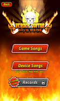 Screenshot of Heroes of Guitar: Devil Rising