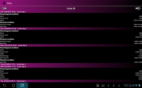 Lady Cycle - screenshot thumbnail