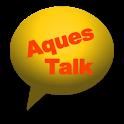 AquesTalk TTS logo