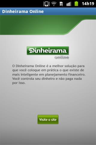 Dinheirama Online - screenshot