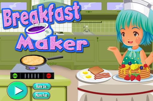 Breakfast Maker - Cooking Fun