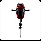 Jackhammer Sound icon
