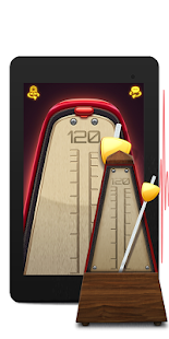 Real Metronome for Guitar, Drums & Piano for Free- screenshot thumbnail