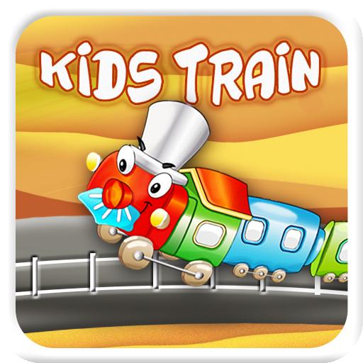 為孩子們的快樂火車 教育 App LOGO-硬是要APP