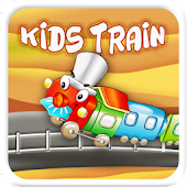 Happy trains for kids