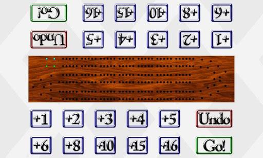 Nomad Cribbage Board