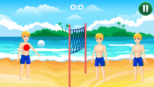 Beach Volleyball Challenge