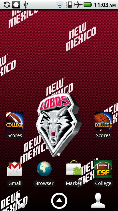 New Mexico Live Wallpaper HD- screenshot