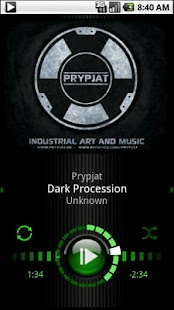 Lithium Music Player - screenshot thumbnail