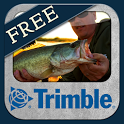 Trimble GPS Fish Free icon