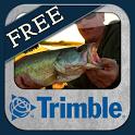 Trimble GPS Fish Free icon