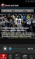 Screenshot of 710 ESPN Seattle