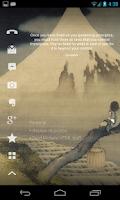 Screenshot of Minimal Any.do Widget