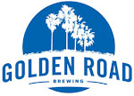 Logo of Golden Road Burger Theory Red