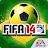 FIFA 14 by EA SPORTS™ logo