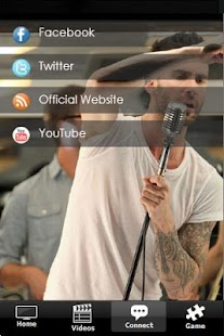 Maroon 5 Fan App - screenshot thumbnail