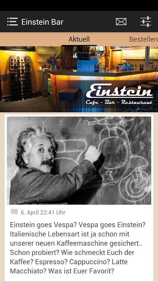 Einstein Lauf - screenshot