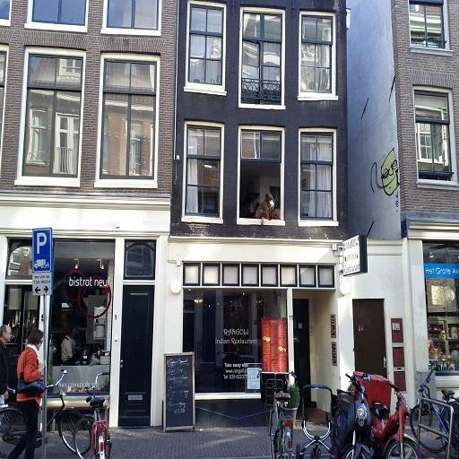 Amsterdam Coffeeshop Map 2011
