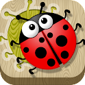 Puzzle Bugs - Shape Puzzles icon
