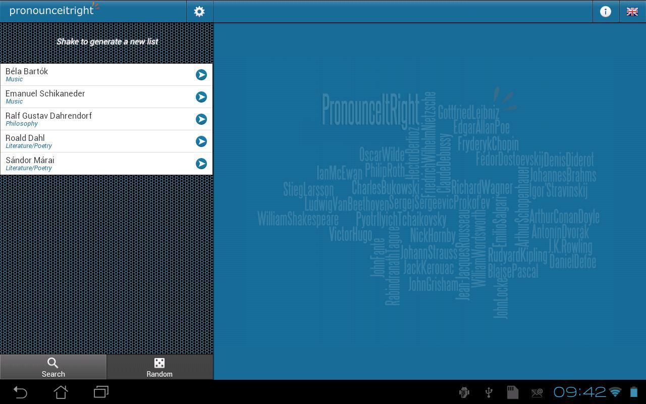 Pronounce It Right Lite- screenshot