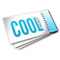 Cool Ticket icon
