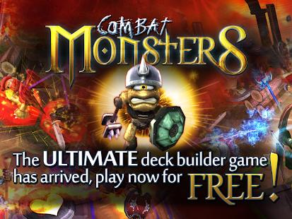 Combat Monsters - screenshot thumbnail