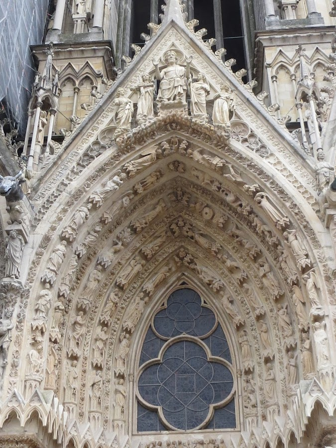 Cathedral Window by Hannah Warner - Buildings & Architecture Places of Worship