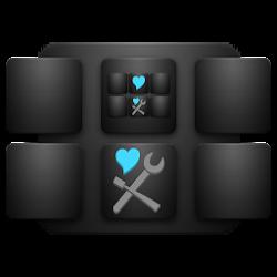 Widget Swipe Settings