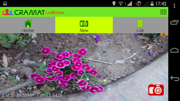 Screenshot of CRAMAT Punjab - Smart City App