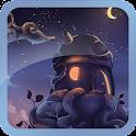 Meteor Shower Live Wallpaper icon