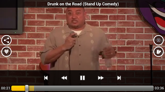 iComedy- screenshot thumbnail