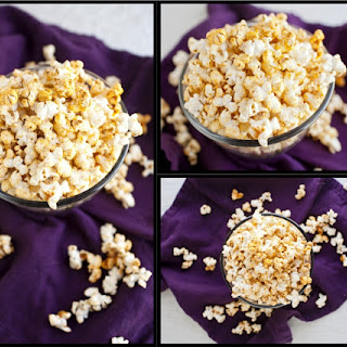 Coconut Curry Popcorn.