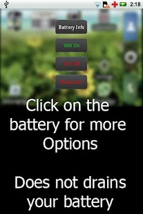 vizBattery Widget - screenshot thumbnail