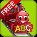 Kids Learn ABC Train & Chart icon