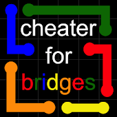 Cheats for Flow Free: Bridges