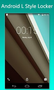 L Locker Android L KitKat