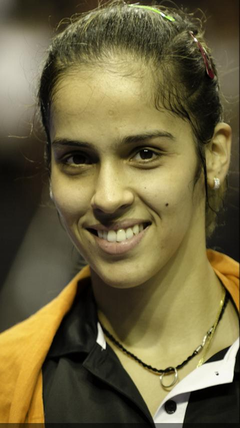 "Saina Nehwal ""The Champ"" - screenshot"