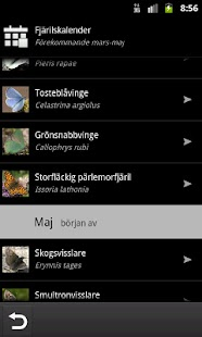 Vårfjärilar- screenshot thumbnail