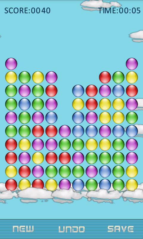 Bubble Breaker Free - screenshot