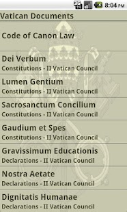 Laudate - #1 Free Catholic App - screenshot thumbnail