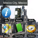 Mexico City Travel Guide icon