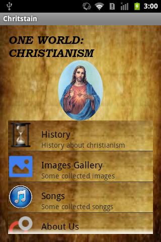 Jesus Christ: One World