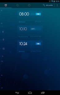 Timely Alarm Clock- screenshot thumbnail