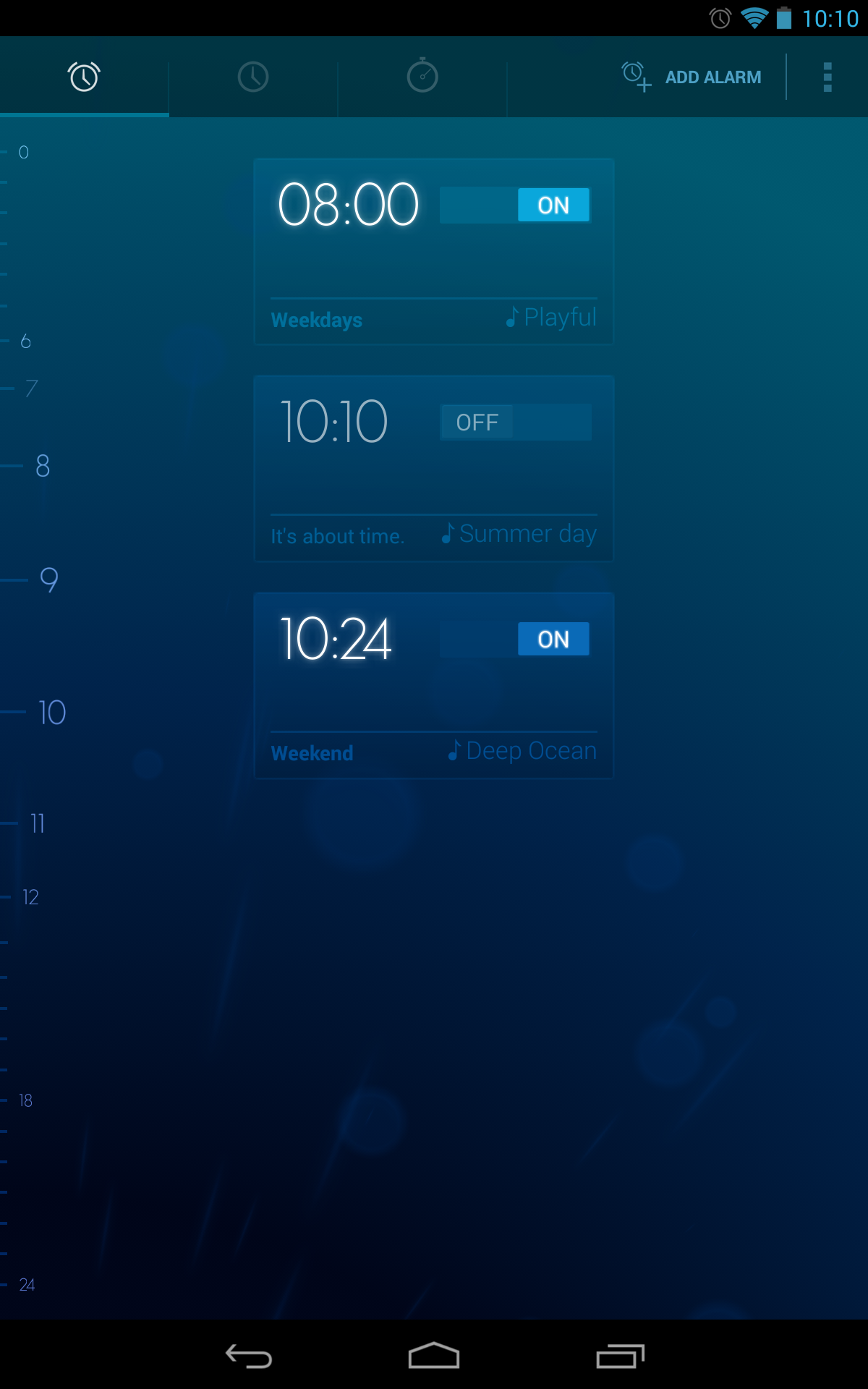 Timely Alarm Clock screenshot #15