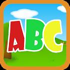 Preschool Alphabet Puzzle Free icon