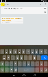 Emoji Keyboard - Spanish Dict- screenshot thumbnail